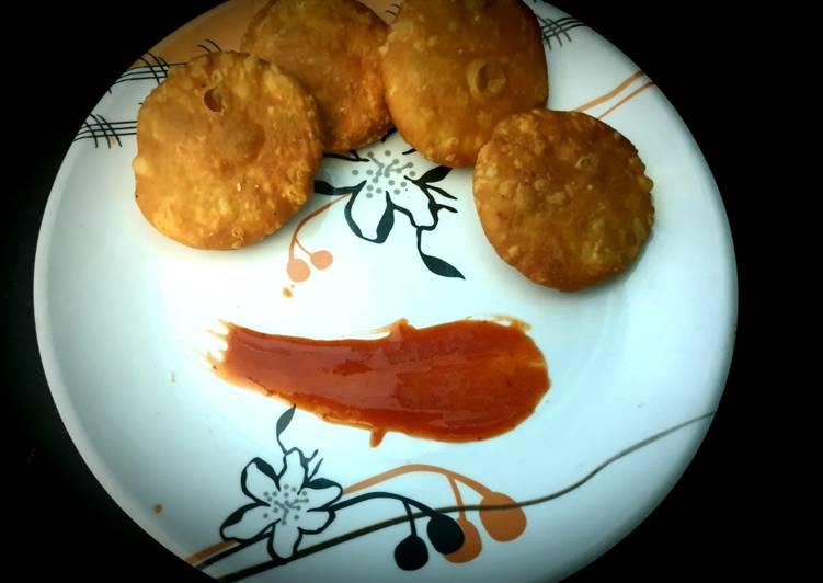 Tasty yummy kachori