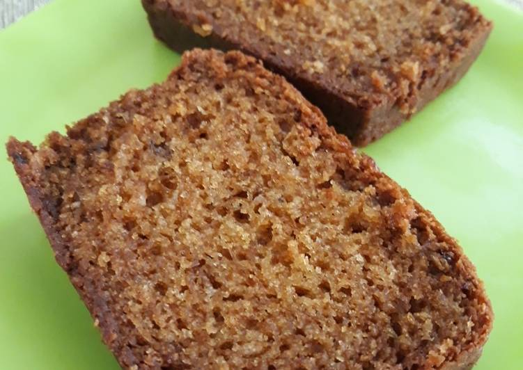 Steps to Prepare Speedy Eggless Gulkand Cake
