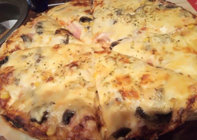 Domowa pizza 🍕