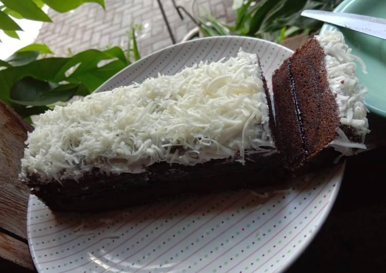 Brownies Kukus Lembut anti gagal