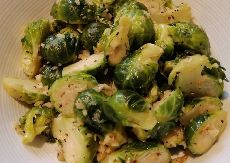 Easiest Way to Make Any-night-of-the-week Brussels Sprouts
