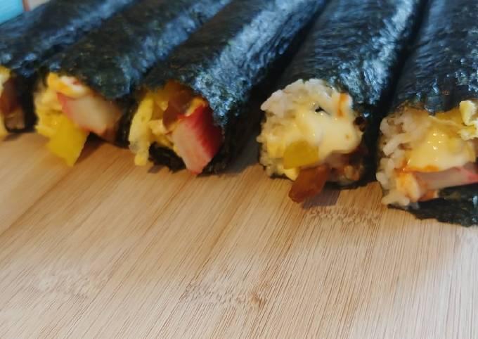 Homemade Kimbab!