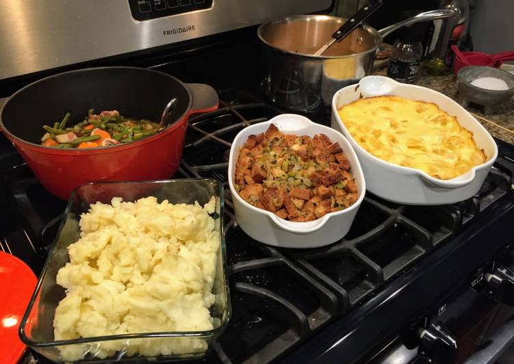 Easiest Way to Prepare Perfect Happy Thanksgiving, everyone! What are you cooking today? :)