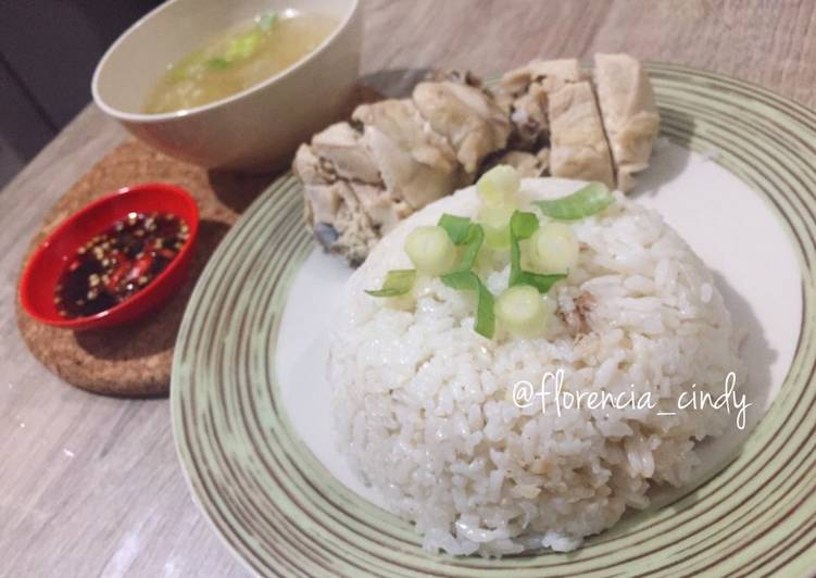 Nasi Hainam Rice Cooker