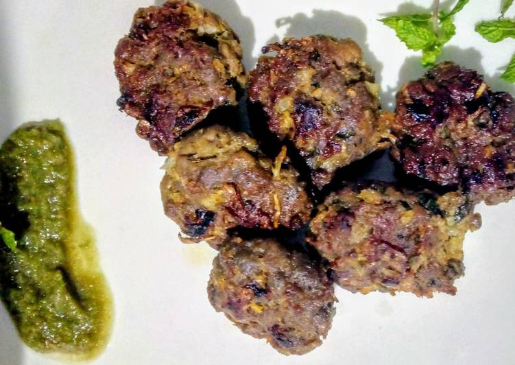How to Make Favorite Mutton kabab