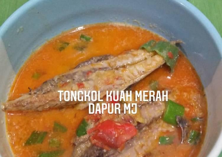 Tongkol Kuah Merah