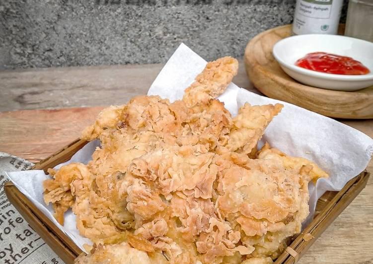 Ayam Kribo KFC (Kirana Fried Chicken)