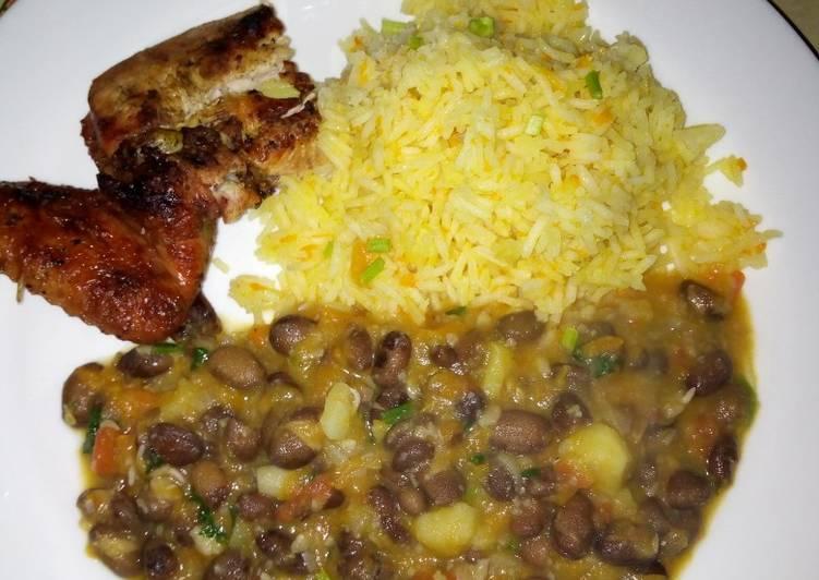 Black beans(njahi)