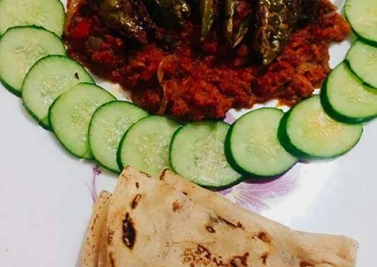 Steps to Prepare Ultimate Qeema_bhari_pahari_hari_mrchen