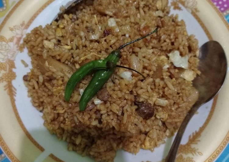 Nasi goreng favorit my suami