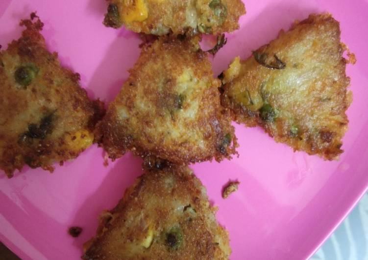 How to Boost Your Mood with Food Rava upma cutlet