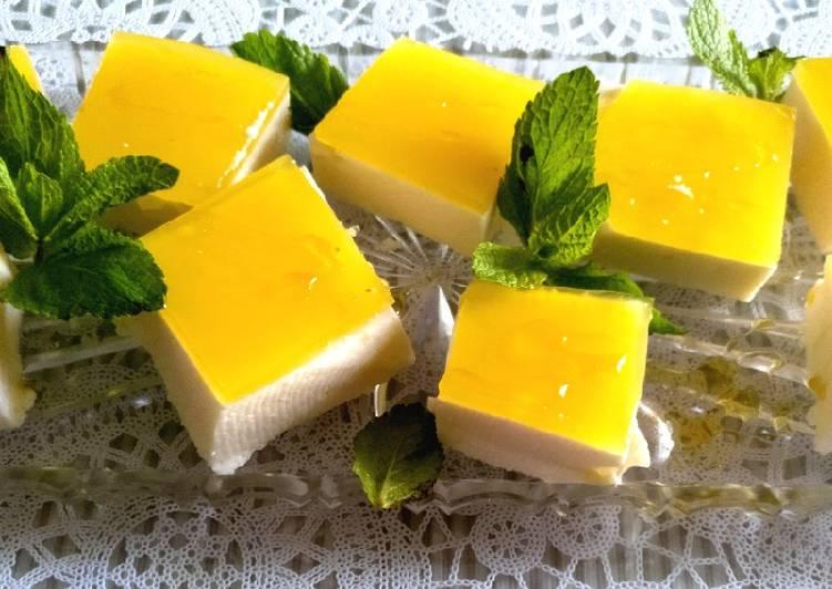 Delicias de queso con naranja