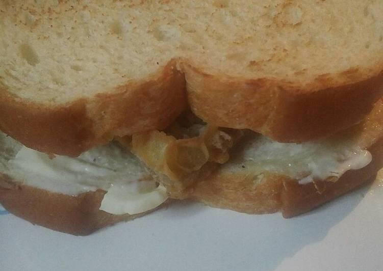 Recipe of Favorite Beef Tripe Sandwich