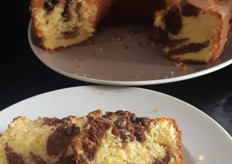 Kue bolu tanpa SP dan hemat telur