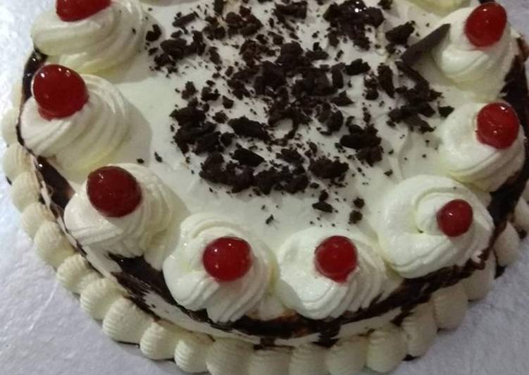 Black forest cake(valentine's Day special)