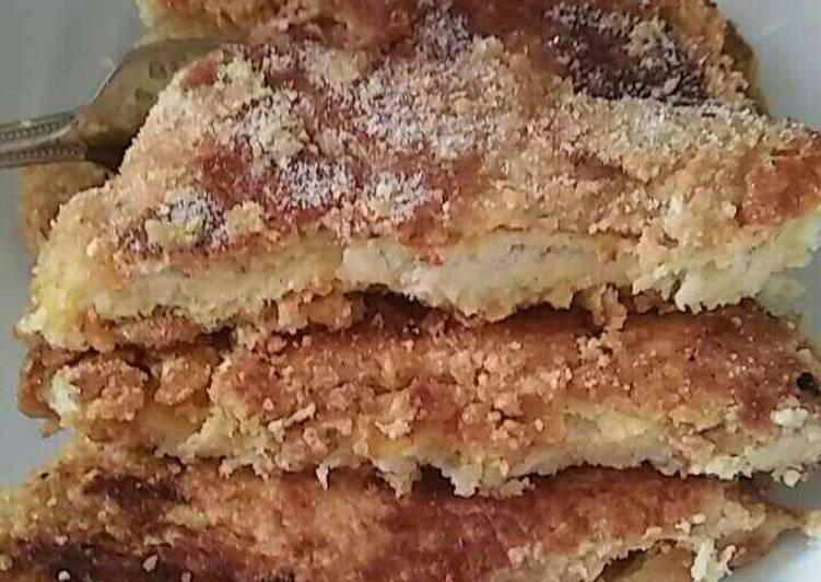 Simple way to Cook Yummy Double Dipped French Toast