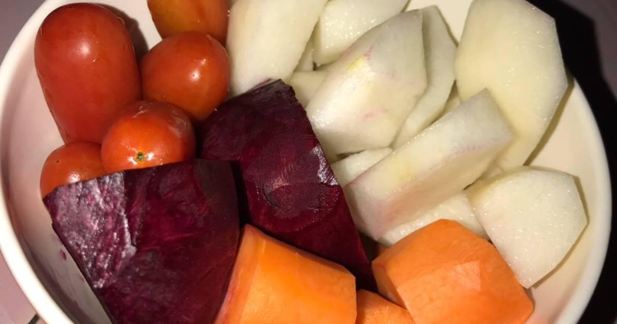 Manfaat Jus Buah Bit Wortel Dan Tomat