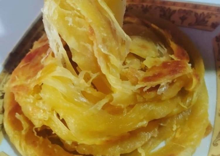Resep Tips Memasak Roti Maryam Aka Roti Canai Enak Lembut Yang Yummy