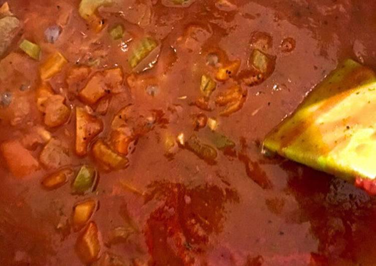 Emily's Ragu Sauce (Many Ways!)