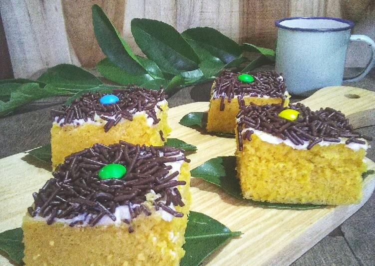 Brownies Potong Jagung Manis