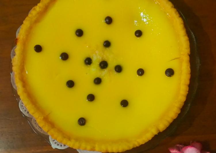 Pie Susu Teflon #Takaran Sendok