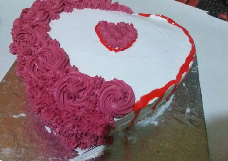 Red velvet cake #iftar with huma contest#iftaritime#cookpad pakistan