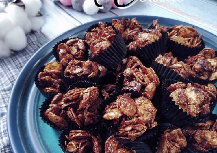 Cara Mudah Masak: Cornflakes madu coklat  Enak
