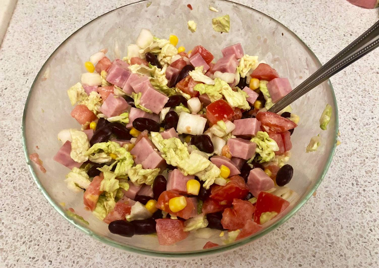 рецепты любимых салатов с фото придания
