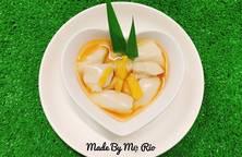 Tào phớ đậu gà mật thốt nốt (syrup)