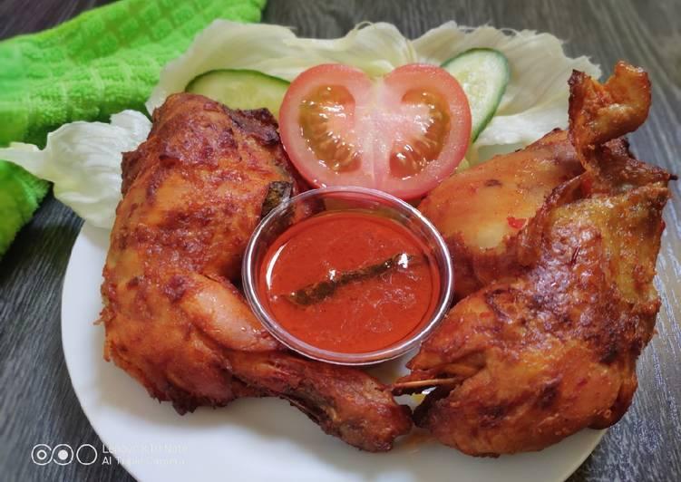 Ayam Panggang Kari