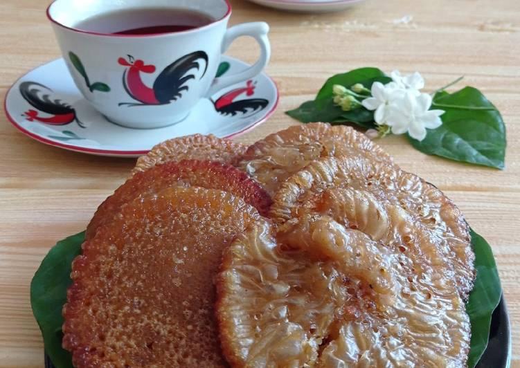 Kue Cucur Manado