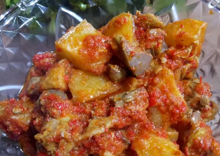 Balado ati kentang