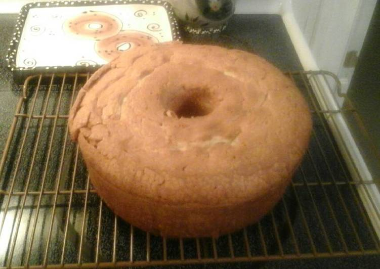 old school butter pound cake