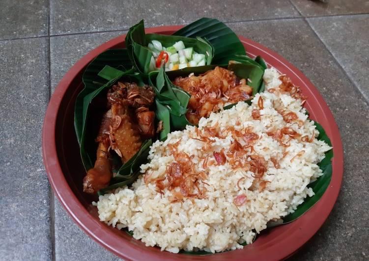 Nasi Kebuli Ayam by zizah - cookandrecipe.com