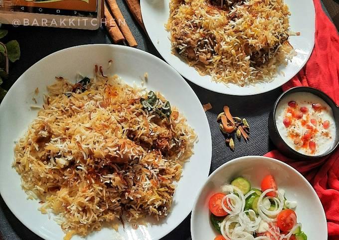 Easiest Way to Prepare Yummy Chicken Dum Biryani