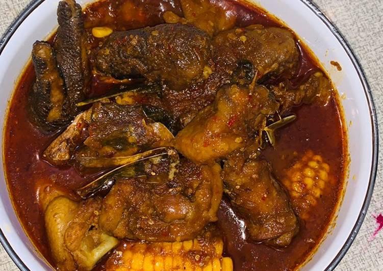 Resep Ayam kecap bumbu bali, Bisa Manjain Lidah