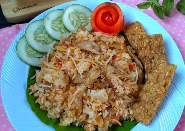 Nasi Goreng Ayam Pedas #week9