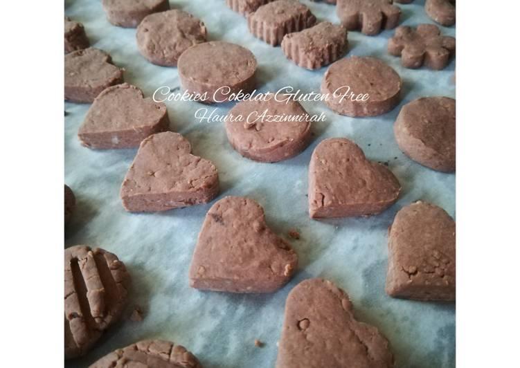 Cookies Cokelat Gluten Free