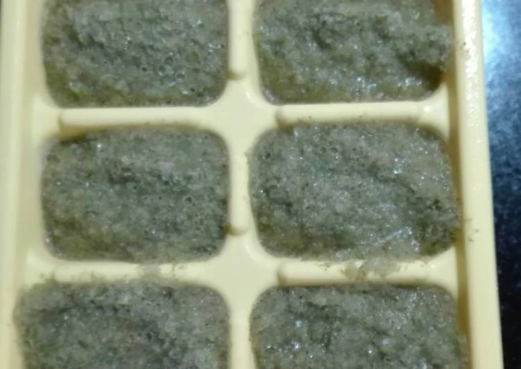 Steps to Prepare Quick Green Chilli