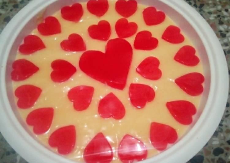 Simple Way to Make Favorite Custard Trifle