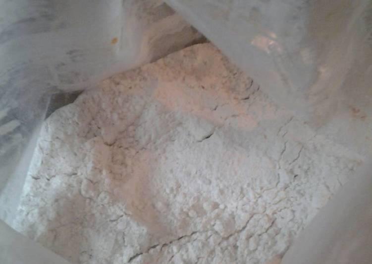 Recipe: Tasty pepper flour