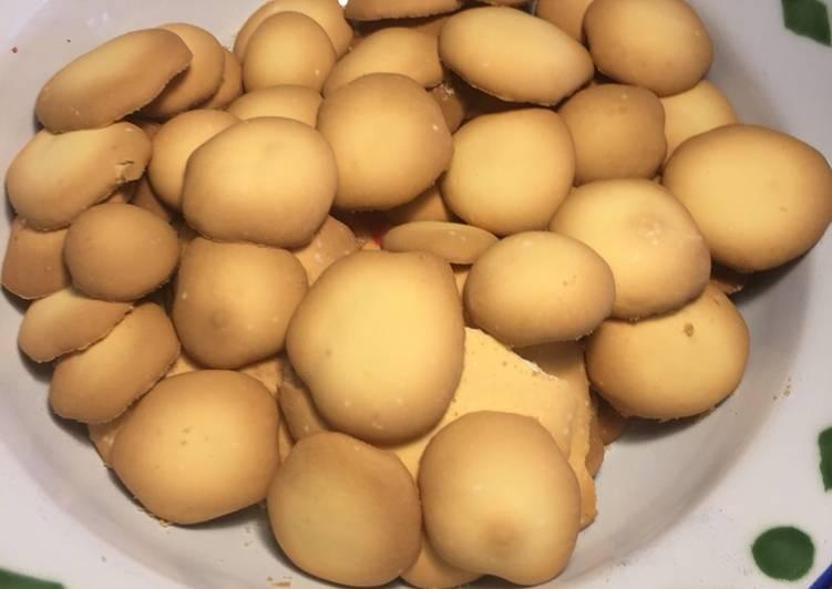 Resep Biskuit Bayi Egg Drop (non dairy) Paling Joss
