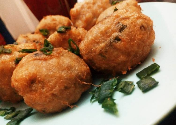 25 Minute Recipe of Any Night Of The Week Yam croquettes