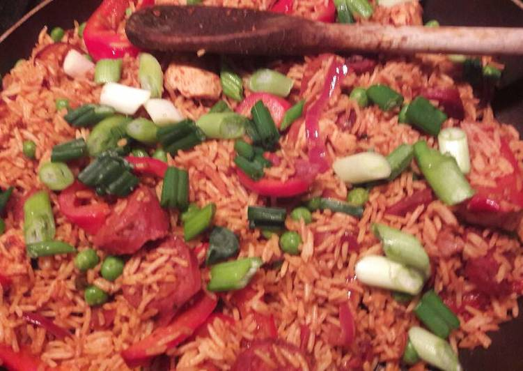 How to Prepare 2021 Spicy Mexican rice