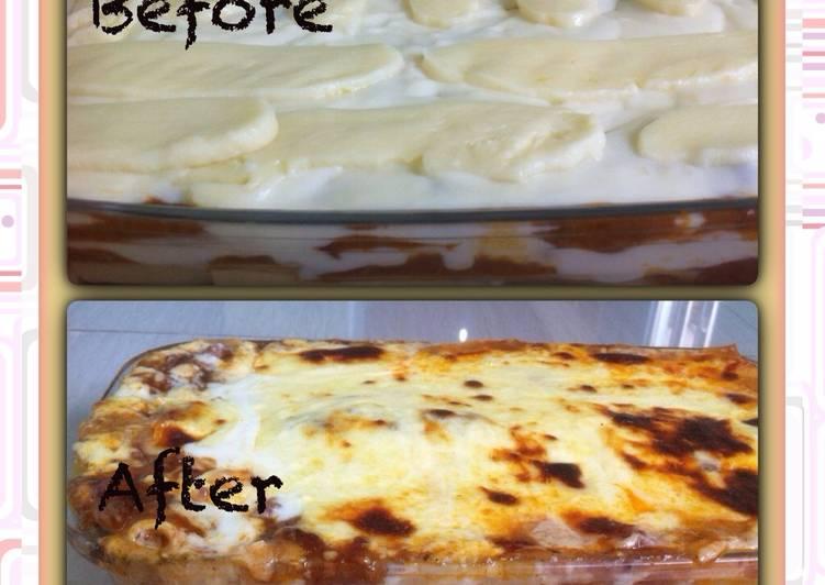 Lasagna easy