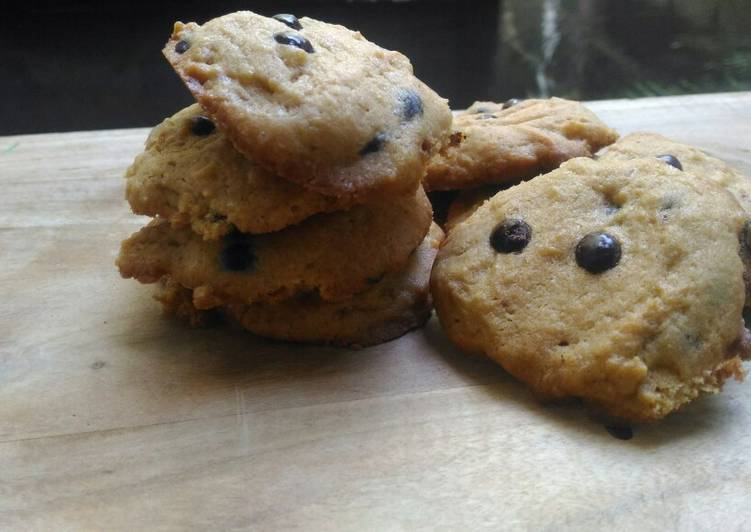 Soft Cookies Chocochips