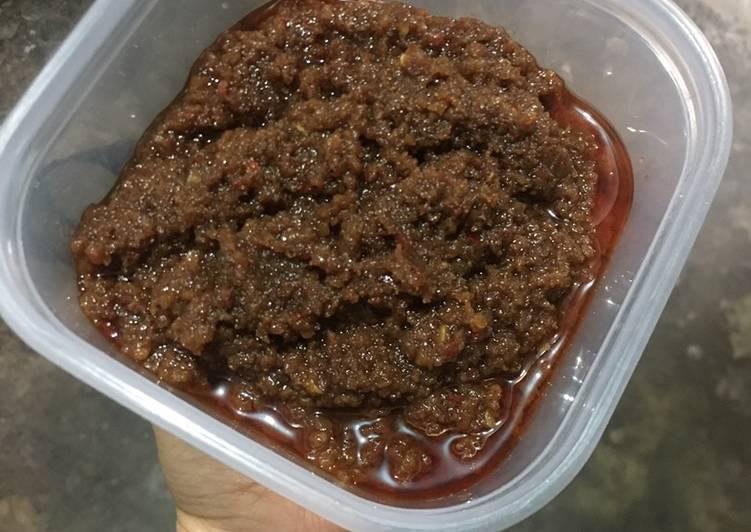Bumbu Kacang (Siomay,Sate,Cilok,Batagor)