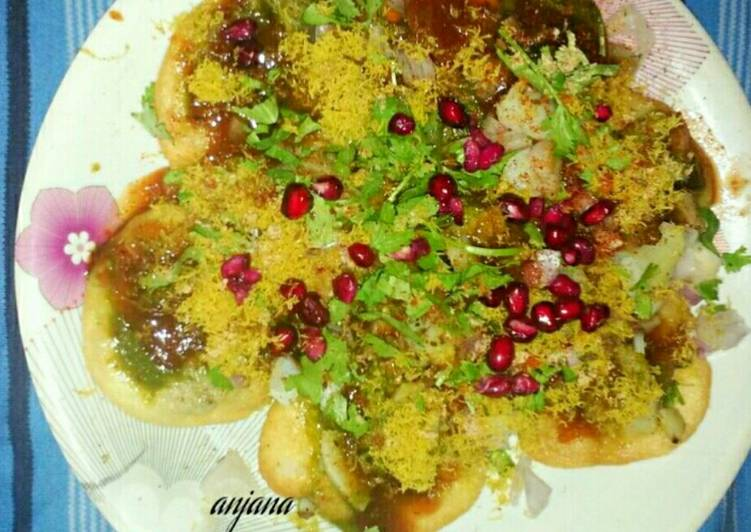 25 Minute How to Make Any Night Of The Week Sev puri