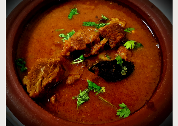 Mutton Curry (Pressure Cooker), Helping Your Heart with The Right Foods