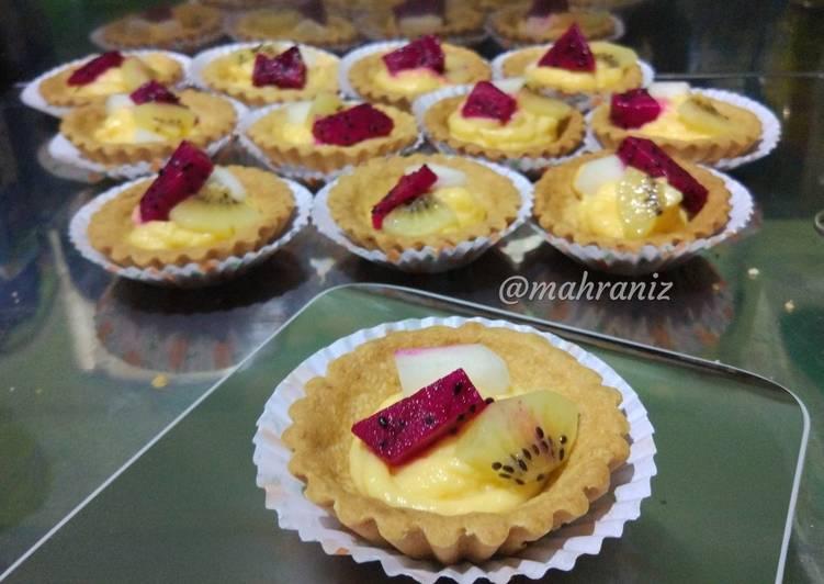 Resep Pie buah / Fruit pie Paling Top
